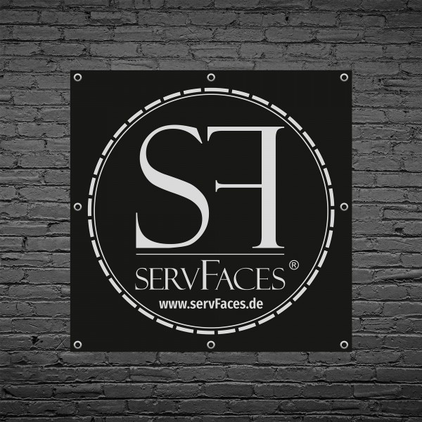 servFaces баннер