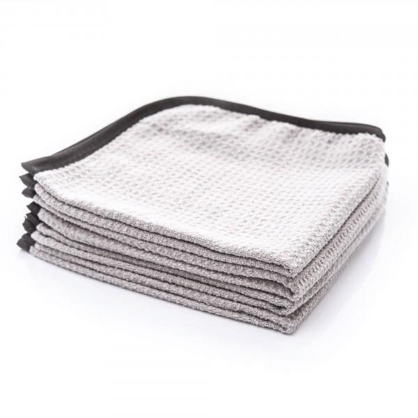 Glass Cleaning Towels (für trockene Anwendung) - 5 er Pack