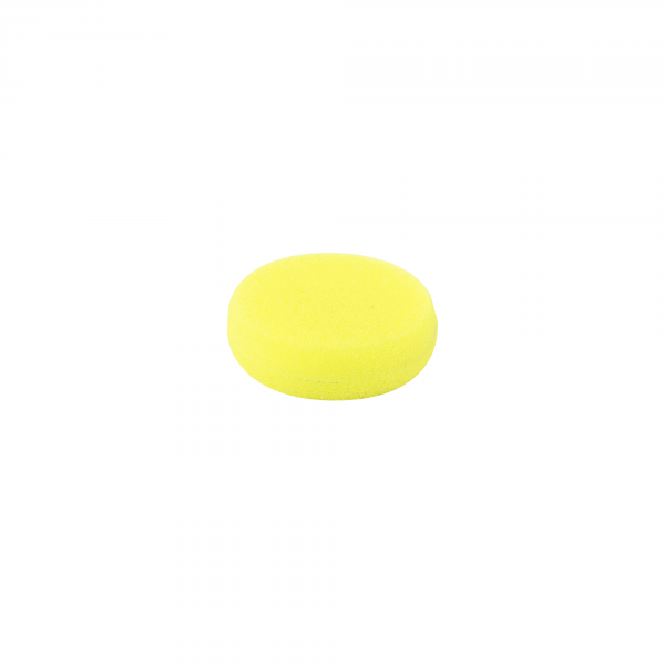 Polishing sponge V1 (yellow-hard, open-cell)