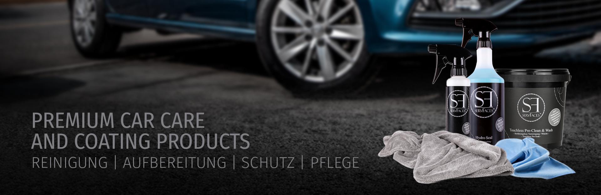 Premium Autopflege