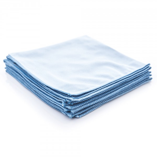 Glass Cleaning Towels (für nasse Anwendung) - 5 er Pack