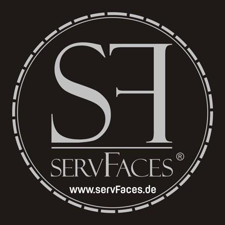 servFaces Banner (Innenbereich Textil)