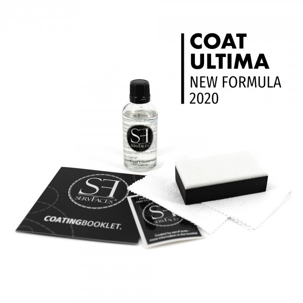 Coat Ultima - HSH-Technology - for commercial customers only