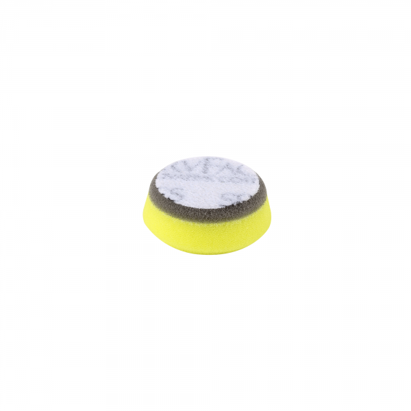 Polishing sponge V1 (grey/yellow-hard, open-cell)